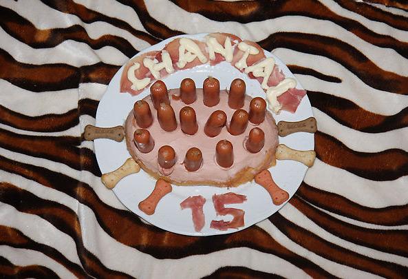 Chantal feiert Ihren 15. Geburtstag!