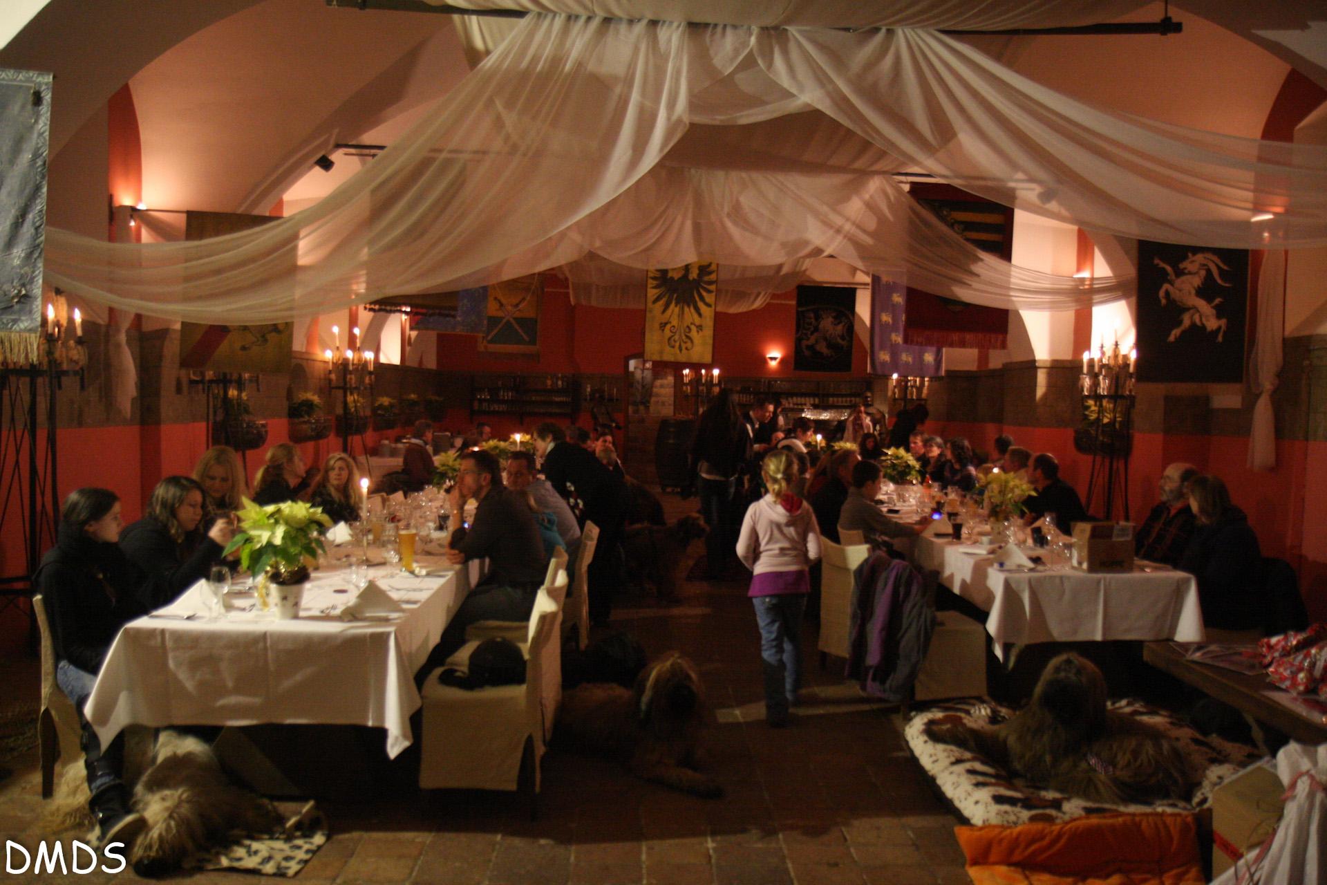 DMDS Weihnachtsfeier 2012!